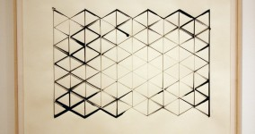 Triangular Grid Drawing -1- coloradj