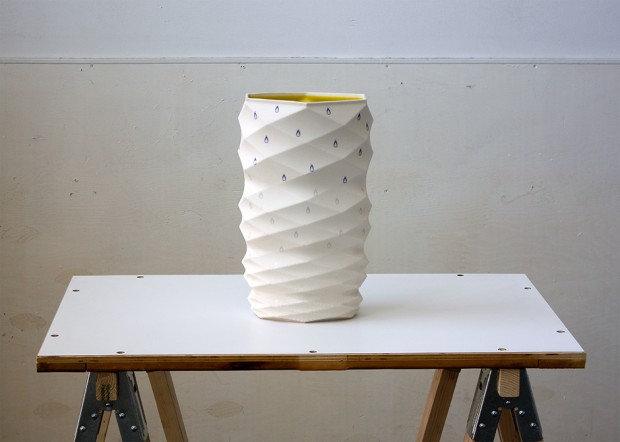 brayman-spiral vase with drops_2011